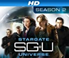 Stargate Universe [HD]: Stargate Universe Season 2 [HD]