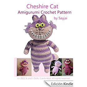 Cheshire Cat Amigurumi : Cheshire Cat Amigurumi Crochet Pattern (Alice in ...