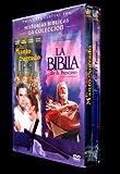 El manto sagrado aka La túnica sagrada (The robe) / La biblia en el principio (The Bible: In the beginning) 2DVD boxset [NTSC/Region 4 dvd  Import - Latin America] (Spanish subtitles)