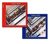 輸入盤 ザ・ビートルズ(THE BEATLES)/1962年~1970年 赤盤・青盤 CD4枚セット