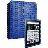 Gumdrop Cases Moto Skin Case for Apple iPad, Blue, (MOTO-IPAD-BLU)