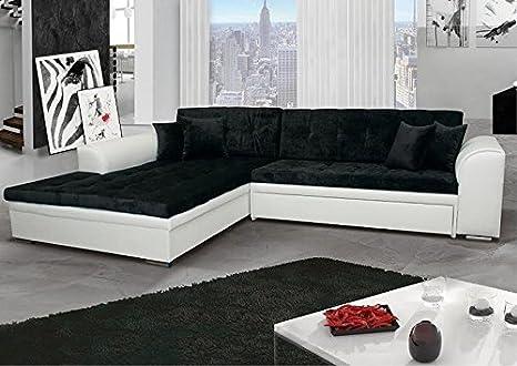 Divano angolare con Sorrento Eck Couch Sofa Divano soggiorni Land Big 01203