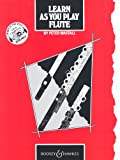 Learn as You Play Flute: Tutor Book (Learn as You Play Series)