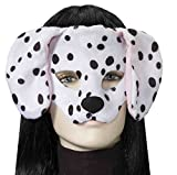 Forum Novelties ages 8+ Plush Dalmatian Mask