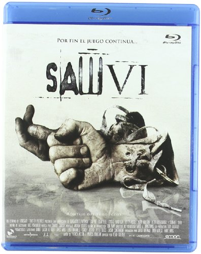 Saw Vi (Blu-Ray) (Import) (European Format - Region B) (2011) Tobin Bell; Costas Mandylor; Mark Rolston