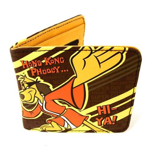 Hong Kong Phooey Wallet. Number 1 Super Guy!