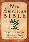 img - for New American Bible, Compact Edition: With Concordance book / textbook / text book