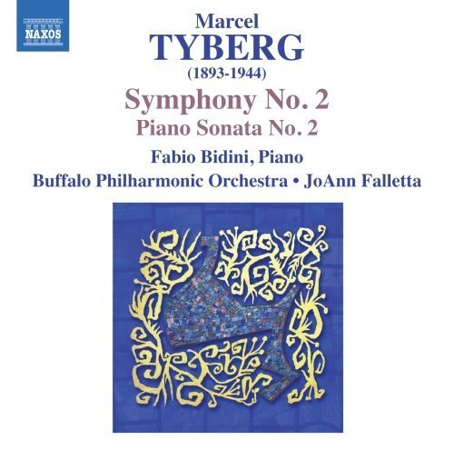 Tyberg: Symphony No. 2; Piano Sonata No. 2 by Fabio Bidini (2013-05-03) (Tyberg Symphony 3 compare prices)