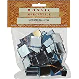Mosaic Mercantile Mirrortile, Assorted Square, 100-Pack