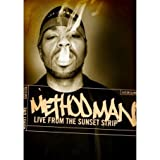 Method Man - Live from the Sunset Strip [UK Import]von &#34;Method Man&#34;
