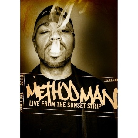 Method Man - Live From The Sunset Strip [DVD]