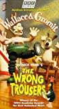 Wallace & Gromit: Wrong Trousers [VHS] [Import]