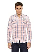 Pepe Jeans London Camisa Cassette (Multicolor)