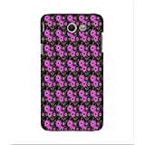 FUSON Designer Back Case Cover For Samsung Galaxy J5(2017) (floral Rangoli Art Beautiful Artwork)