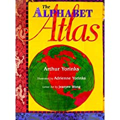 Alphabet Atlas
