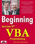 Access 97 VBA Programming with CDROM