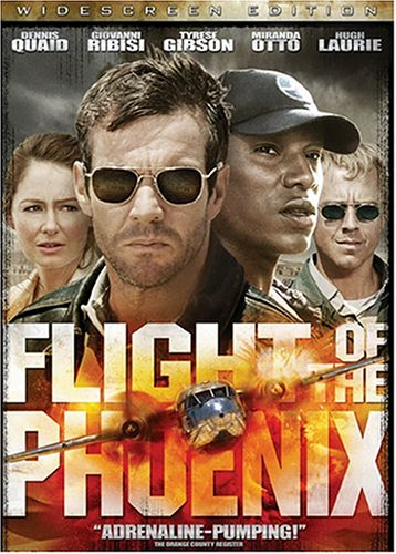Cover art for  Flight of the Phoenix (Widescreen Edition) (2004)