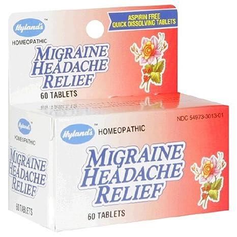 Отзывы Hylands Hylands Migraine Headache Relief