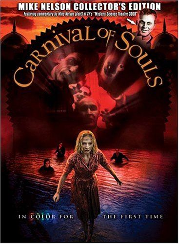 Cover art for  Carnival of Souls