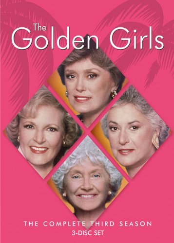 Golden Girls: Complete Third Season [DVD] [Import]
