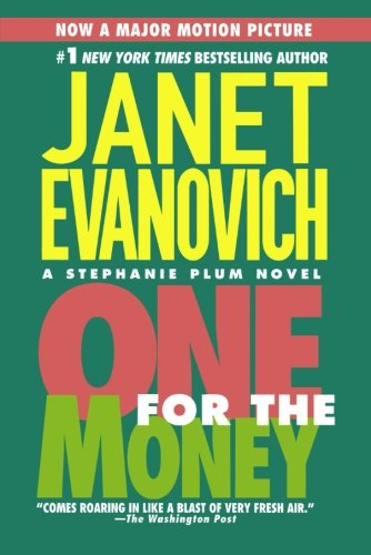 Cover of One for the Money (Stephanie Plum, No. 1) (Stephanie Plum Novels)