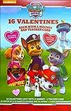 Paw Patrol Children's 16 Valentines E…