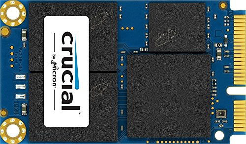 Crucial MX200 500GB mSATA Internal Solid State Drive - CT500MX200SSD3