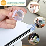 Street Cat Child door Stoppers Safety Locks Stove Knob Covers Hooks Corner Guards Box Childproofing ki Children Protection,29PCS(door stoppers blue/green colors sent randomly)