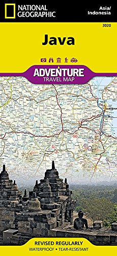 Java [Indonesia] (National Geographic Adventure Map)