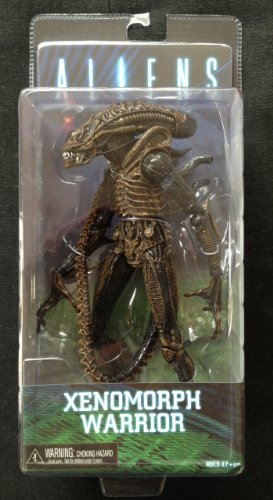 Neca Aliens Series 1 Action Figure Alien Xenomorph Warrior