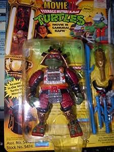 Amazon Com Teenage Mutant Ninja Turtles Movie Iii Samurai Raph 1992 Other Products