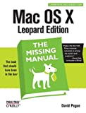img - for Mac OS X Leopard: The Missing Manual book / textbook / text book