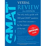 The Official Guide for GMAT Verbal Reviewby Graduate Management...