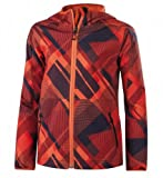 McKinley Kinder Softshelljacke Melmoth Multicolor Orange Jacke Softshell Jungen, Größe:140