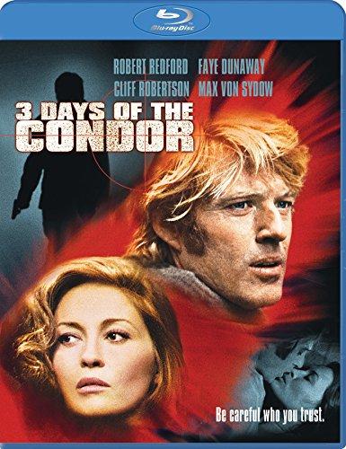 Three Days of the Condor (Widescreen, AC-3, True-Hd, Mono Sound)