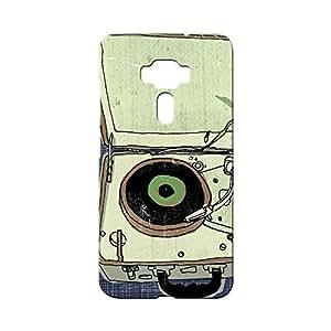 BLUEDIO Designer Printed Back case cover for Asus Zenfone 3 (ZE552KL) 5.5 Inch - G0699