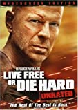 Live Free Or Die Hard [DVD] [2007] [Region 1] [US Import] [NTSC]