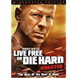Live Free or Die Hard (Unrated Edition) ~ Bruce Willis