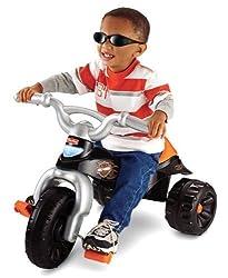 SHN-Toys Fisher-Price Harley-Davidson Motorcycles Tough Trike