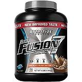 Dymatize Nutrition Elite Fusion-7 Drink, Chocolate Peanut Butter, 4 Pound