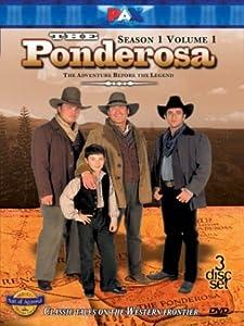 The Ponderosa: Season 1: Vol. 1 - Prequel to the TV Classic Bonanza from Pax