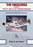 Image of The Warlords Volume 1: The 4th, 20th & 55th Fighter Groups (Warlords (Specialty Press))