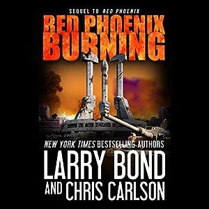 Red Phoenix Burning Audiobook