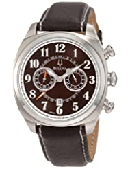 Bulova Men's 96B161 Adventurer Chronograph Watch