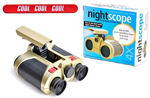 Best-Childrens-Kids-Night-Scope-Binocular-Set-Valentine-Day-Gift-Easter-Basket-Stuffer-Idea-for-Men-Boys-Teens-Kids-with-COOL-Slapstick