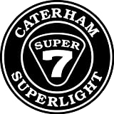 Sticker Catheram Super 71 - 40x40 cm