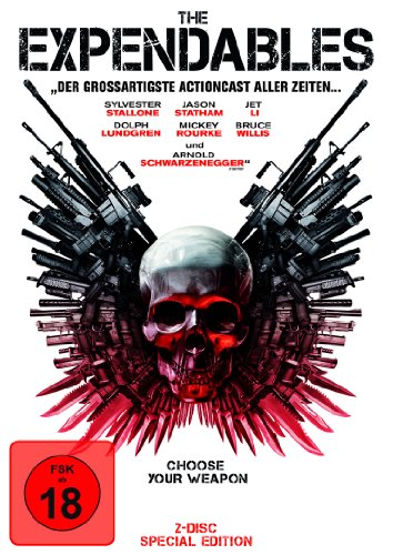 The Expendables (2 Disc-Special Edition)