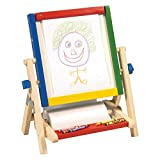Guidecraft 4-in-1 Flipping Easels Tabletop Easel