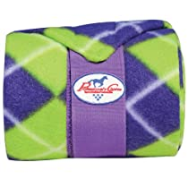 Professionals Choice Plaid Polo Wrap