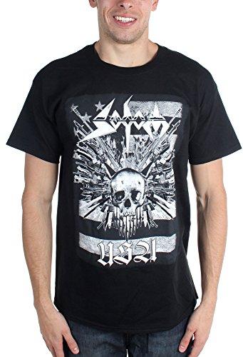 Sodoma - - MDF alevros 2015 T-Shirt nero Large
